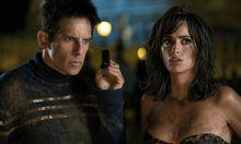 Ben Stiller und Penelope Cruz in ''Zoolander 2''