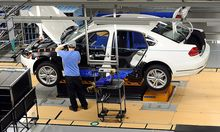 USA VOLKSWAGEN ASSEMBLY PLANT