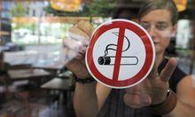 Rauchverbot für Trafik-Wirt
