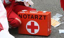 Oest. Rotes Kreuz im Einsatz, Notarztkoffer