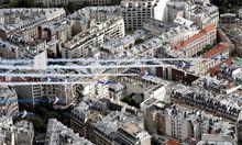 Paris unterstützt ebenso wie Berlin Pläne für den Aufbau einer Verteidigungsgemeinschaft.