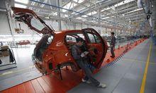 Bulgarien Chinas erstes Autowerk