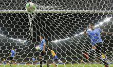 ConfedCup Brasilien nach gegen