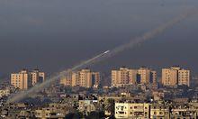 Gewalt im Nahen Osten: Luftalarm in Tel Aviv