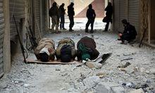 Symbolbild von syrischen Rebellen