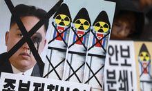 Japan bringen Nordkoreas Raketentest