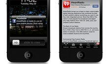 Facebook Apps Smartphone schicken