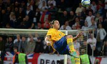 Ibrahimovic zaubert gegen England