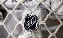 NHL Wappen auf Tornetz