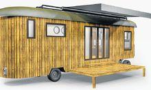 Investieren einen Wohnwagen