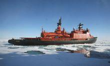 Rohstoffboom treibt ArktisSchifffahrt