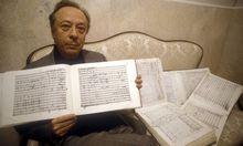 Conductor ALBERTO ZEDDA 1992 ALBERTO ZEDDA direttore d orchestra 1992 AUFNAHMEDATUM GESCH�TZT