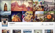Instagram startet NutzerProfile