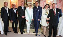 'Die Royals': Lisbeth Bischoff und Alfons Haider geben Einblicke in die Welt des Adels
