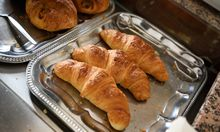 Benannt nach dem aufgehenden Mond: das Croissant.