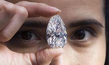 Diamanten funkelnde Wertanlage