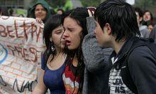 Chile Dialog gescheitert neue