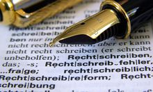 Symbolbild Rechtschreibreform