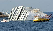 Costa Concordia Suche nach