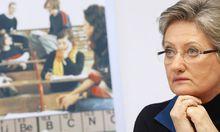 Claudia Schmied Eine Ministerin