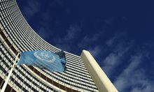 Das IAEA Headquarter in Wien
