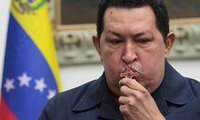 Venezuelas Präsident Chavez hat wieder Krebs