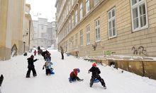 Wieners Gefuehl fuer Schnee