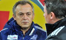 Fussball Angerschmid sofort Cheftrainer