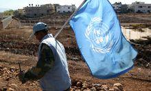 Damaskus lehnt UNBlauhelme vehement