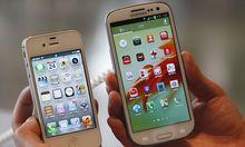 USPatentstreit iPhone Galaxy ausgeweitet