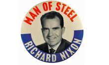 Man of Steel/Richard Nixon