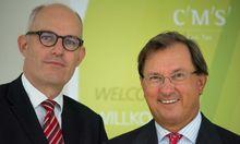 CMS Wien waechst, Skadden schliesst