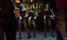 Playboy Mansion in Los Angeles