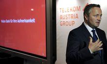 TELEKOM AUSTRIA: 'ERGEBNIS 1. HALBJAHR' / AMETSREITER