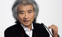 Seiji Ozawa will August