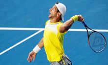 TENNIS - ATP, Australian Open 2012