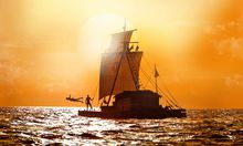KonTiki Thor Heyerdahls