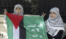 Arabische Welt solidarisch Hamas