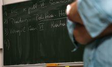 Zentralmatura Lehrer fordern Entschuldigung