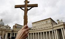 Vatikan Kirche beeindruckt Geschwaetz