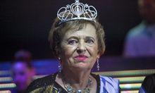 Israel waehlt Miss Holocaustueberlebende