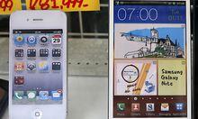 Apple verschaerft PatentStreit durch