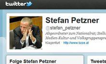 Ausrutscher Woche Petzner twittert