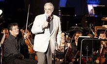 Domingo sagt Rigoletto Verona