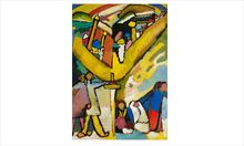 Rekordpreis fuer Kandinsky kein