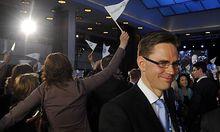 Derzeit keine Mehrheit zum EU-Pakt für Finnlands möglichen Ministerpräsidenten Katainen