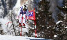 SKI ALPIN - FIS WC Cortina d Ampezzo, Abfahrt, Damen