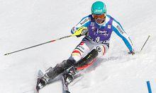 SKI ALPIN - FIS WC Wengen, Slalom, Herren