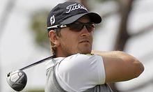 Golf Wiesberger steuert Premierensieg