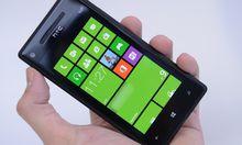 HTC 8X im Test: Edles Smartphone mit Software-Ärgernissen